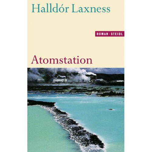 Halldór Laxness - Atomstation - Preis vom 20.10.2020 04:55:35 h