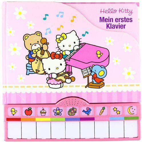 Sanrio - Hello Kitty - Mein erstes Klavier - Preis vom 20.10.2020 04:55:35 h