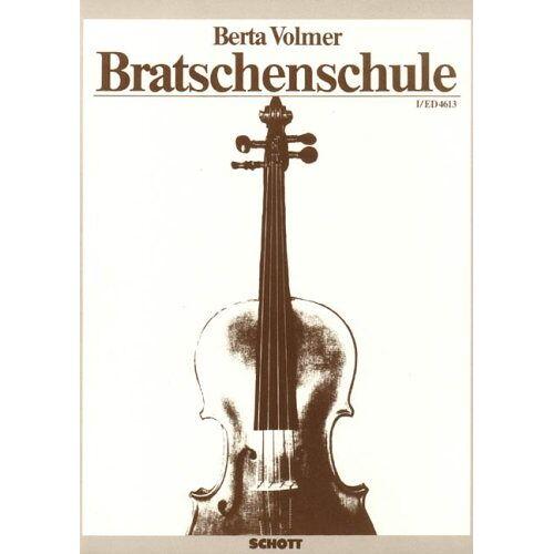 - Bratschenschule 1. Viola - Preis vom 17.04.2021 04:51:59 h
