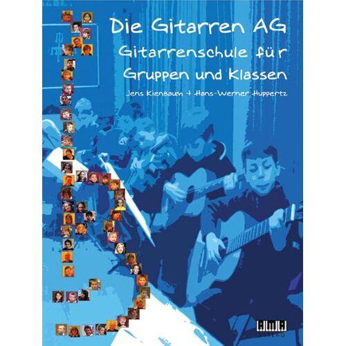 Jens Kienbaum - Die Gitarren AG, m. Audio-CD - Preis vom 06.05.2021 04:54:26 h