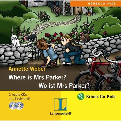 Weber Where is Mrs Parker? / Wo ist Mrs Parker? - Preis vom 27.02.2021 06:04:24 h