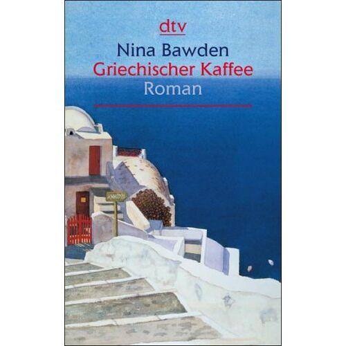 Nina Bawden - Griechischer Kaffee: Roman - Preis vom 11.05.2021 04:49:30 h