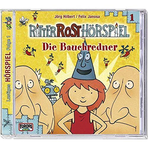 Jörg Hilbert - Ritter Rost Hörspiel: Die Bauchredner: Folge 1 - Preis vom 13.05.2021 04:51:36 h