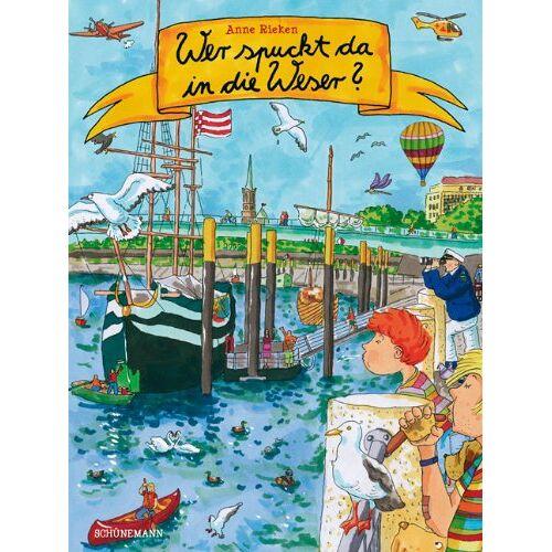 - Wer spuckt da in die Weser - Preis vom 21.04.2021 04:48:01 h
