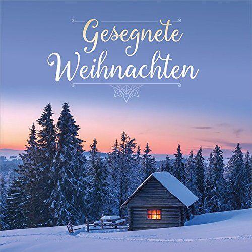 - CD Gesegnete Weihnachten - Preis vom 20.10.2020 04:55:35 h