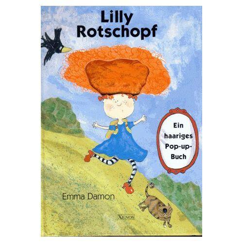 Emma Damon - Lilly Rotschopf. Ein haariges Pop-up- Buch - Preis vom 20.10.2020 04:55:35 h