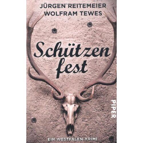 Jürgen Reitemeier - Schützenfest: Ein Westfalen-Krimi (Westfalen-Krimis) - Preis vom 13.05.2021 04:51:36 h