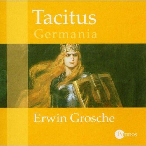 Tacitus - Germania. CD - Preis vom 11.04.2021 04:47:53 h
