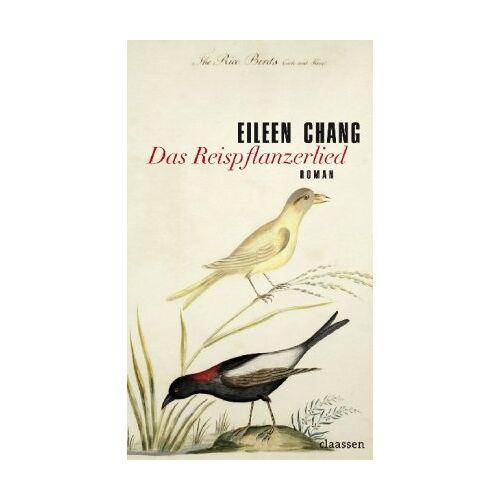 Eileen Chang - Das Reispflanzerlied - Preis vom 21.10.2020 04:49:09 h