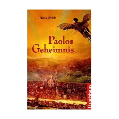 Hans Ulrich - Paolos Geheimnis - Preis vom 20.10.2020 04:55:35 h