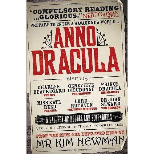 Kim Newman - Anno Dracula (Anno Dracula 1) - Preis vom 22.01.2021 05:57:24 h