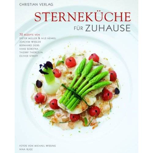 Nina Ruge - Sterneküche für zuhause - Preis vom 22.11.2019 05:58:33 h