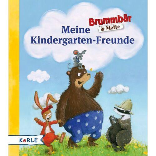 - Brummbär & Motte - Meine Kindergartenfreunde - Preis vom 21.04.2021 04:48:01 h