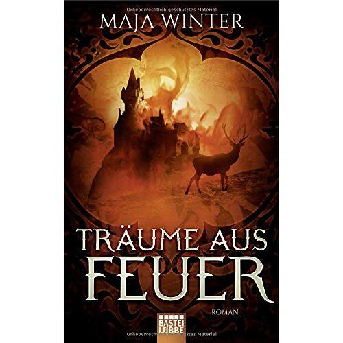 Maja Winter - Träume aus Feuer: Roman (Sternenbrunnen, Band 1) - Preis vom 28.02.2021 06:03:40 h