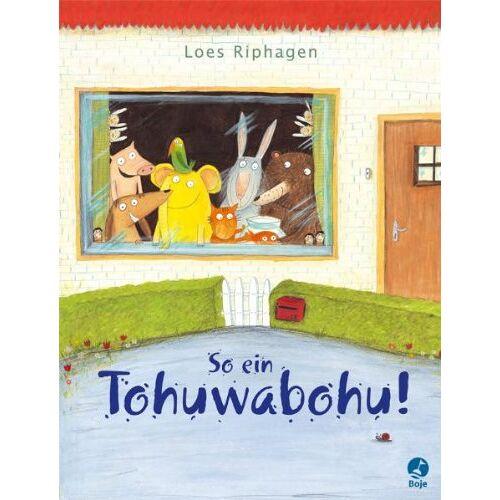 Loes Riphagen - So ein Tohuwabohu! - Preis vom 05.09.2020 04:49:05 h