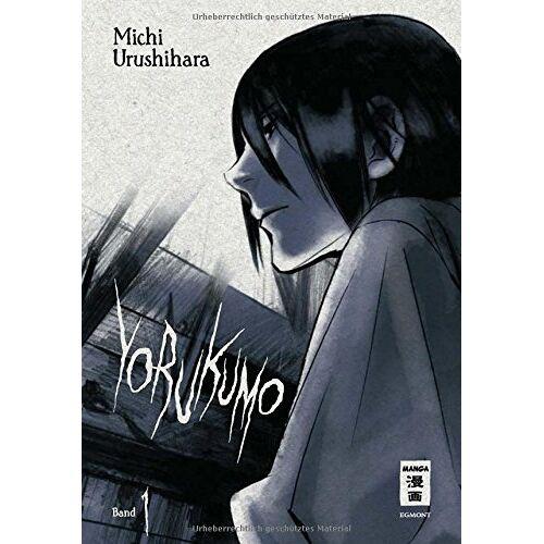Michi Urushihara - Yorukumo 01 - Preis vom 28.02.2021 06:03:40 h
