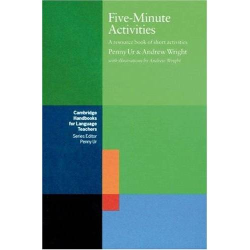 Penny Ur - Five-Minute Activities: A resource book of short activities - Preis vom 03.05.2021 04:57:00 h
