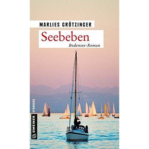 Marlies Grötzinger - Seebeben: Bodensee-Krimi (Kriminalromane im GMEINER-Verlag) - Preis vom 20.10.2020 04:55:35 h