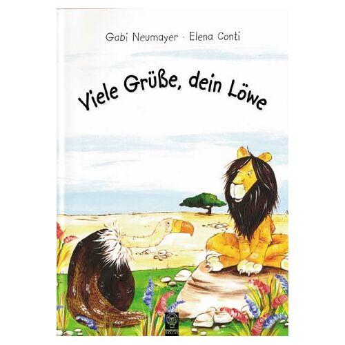 Gabi Neumayer - Viele Grüße, dein Löwe - Preis vom 05.09.2020 04:49:05 h