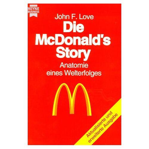 Love, John F. - Die McDonald's Story - Preis vom 08.05.2021 04:52:27 h