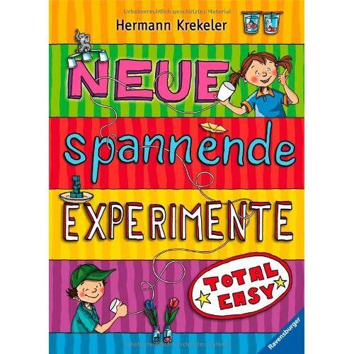 Hermann Krekeler - Neue spannende Experimente - Preis vom 28.11.2019 06:02:38 h