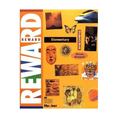 Simon Greenall - Reward Elementary: Student's Book - Preis vom 21.10.2020 04:49:09 h