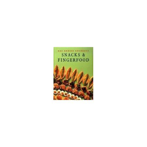 - Das große Kochbuch Snacks & Fingerfood - Preis vom 14.01.2021 05:56:14 h