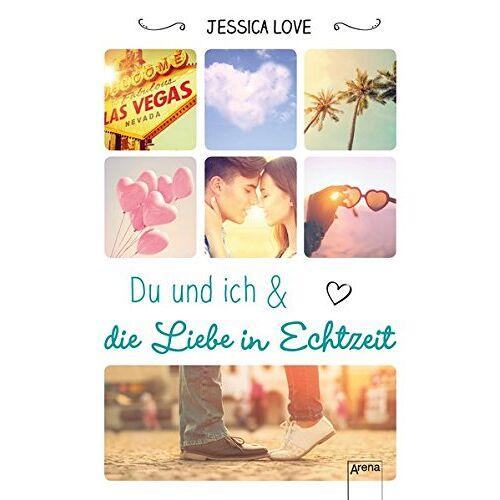 Jessica Love - Du und ich und die Liebe in Echtzeit - Preis vom 21.10.2020 04:49:09 h