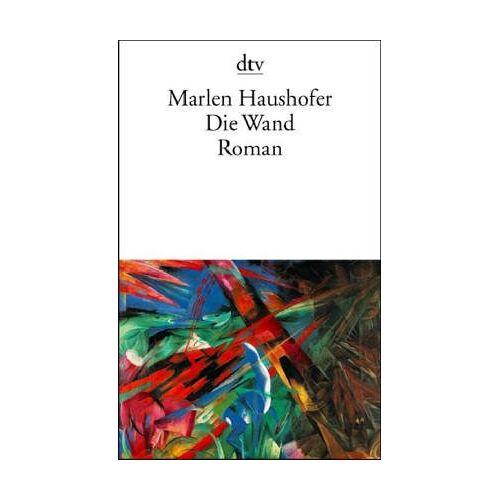Marlen Haushofer - Die Wand - Preis vom 21.10.2020 04:49:09 h