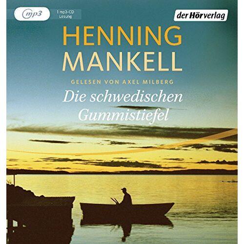 Henning Mankell - Die schwedischen Gummistiefel (Non-Wallander, Band 6) - Preis vom 19.10.2020 04:51:53 h