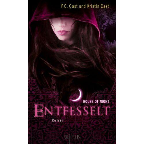 Cast, P. C. - Entfesselt: House of Night 11 - Preis vom 09.05.2021 04:52:39 h