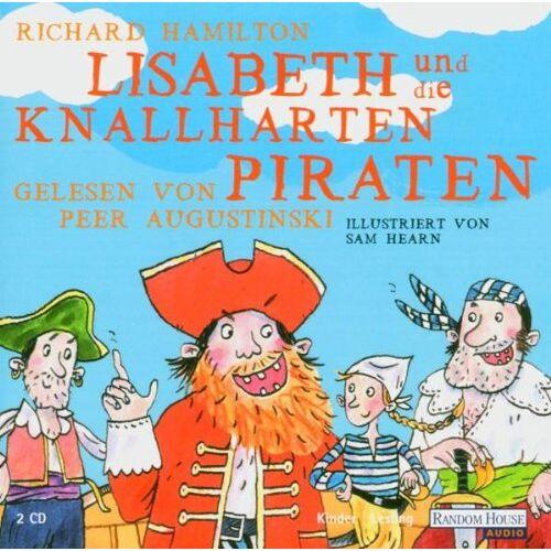 Richard Hamilton - Lisbeth und die knallharten Piraten. 2 CDs - Preis vom 11.05.2021 04:49:30 h