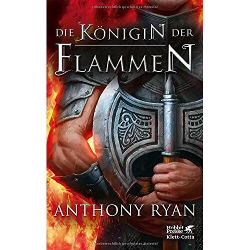 Anthony Ryan - Rabenschatten / Die Königin der Flammen: Rabenschatten 3 - Preis vom 11.05.2021 04:49:30 h