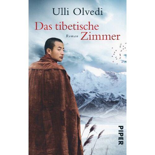 Ulli Olvedi - Das tibetische Zimmer: Roman - Preis vom 07.05.2021 04:52:30 h