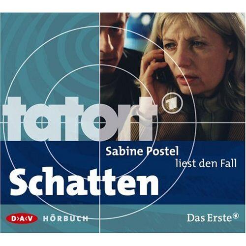 Gunar Hochheiden - Sabine Postel liest Schatten - Preis vom 26.01.2021 06:11:22 h