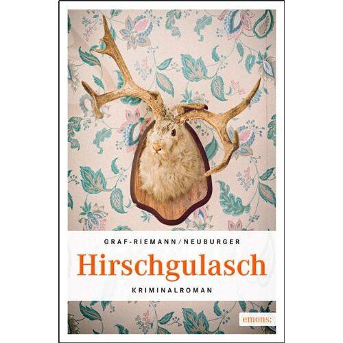 Lisa Graf-Riemann - Hirschgulasch - Preis vom 23.02.2021 06:05:19 h