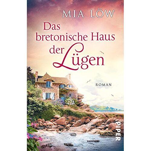 Mia Löw - Das bretonische Haus der Lügen: Roman - Preis vom 13.05.2021 04:51:36 h