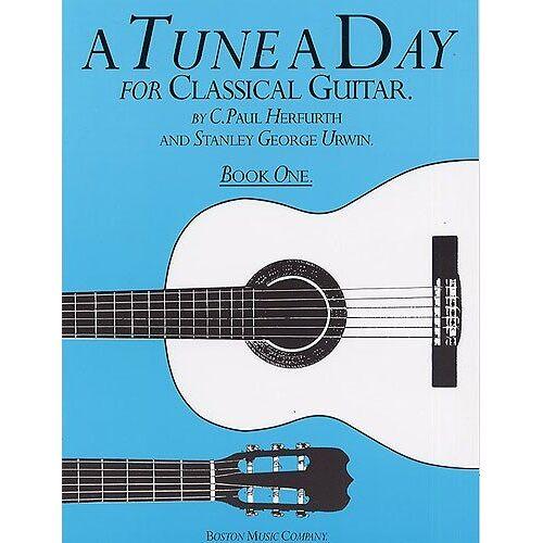 - A Tune A Day: For Classical Guitar (Book 1): Noten für Gitarre - Preis vom 15.01.2021 06:07:28 h