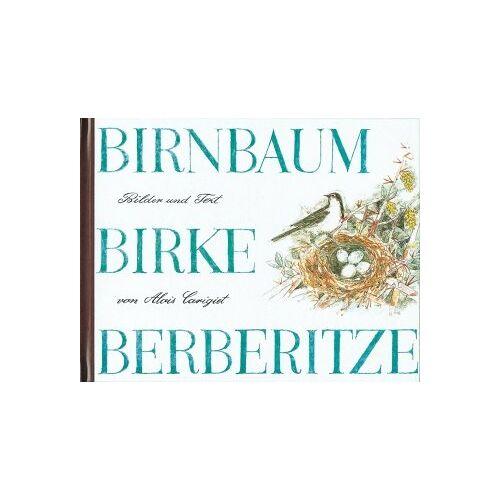 Alois Carigiet - Birnbaum, Birke, Berberitze - Preis vom 11.05.2021 04:49:30 h