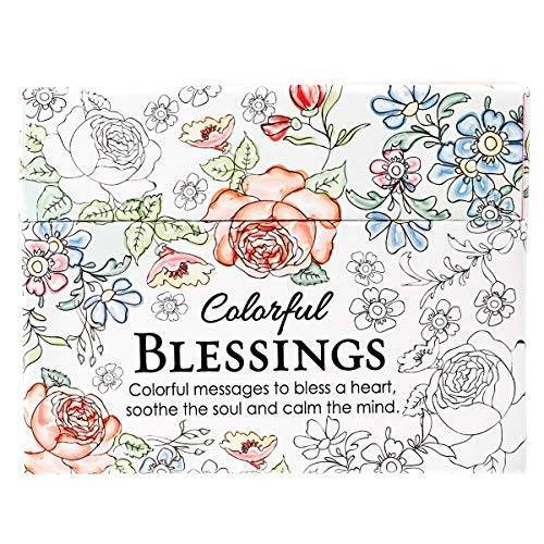 ART Coloring Cards Colorful Blessings - Preis vom 28.11.2020 05:57:09 h