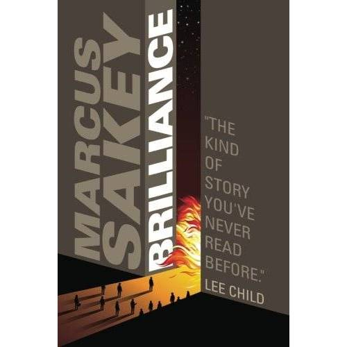 Marcus Sakey - Brilliance (The Brilliance Saga Book 1) - Preis vom 14.04.2021 04:53:30 h
