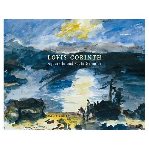 Lovis Corinth - Aquarelle und späte Gemälde - Preis vom 21.10.2020 04:49:09 h