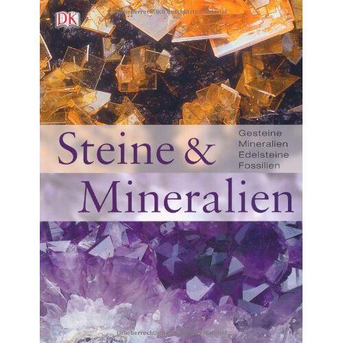 Bonewitz, Ronald Louis - Steine und Mineralien: Gesteine, Mineralien, Edelsteine, Fossilien - Preis vom 12.05.2021 04:50:50 h