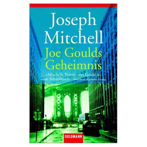 Mitchell Joe Goulds Geheimnis - Preis vom 20.10.2020 04:55:35 h