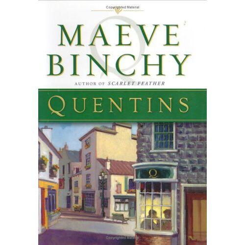 Maeve Binchy - Quentins - Preis vom 14.01.2021 05:56:14 h