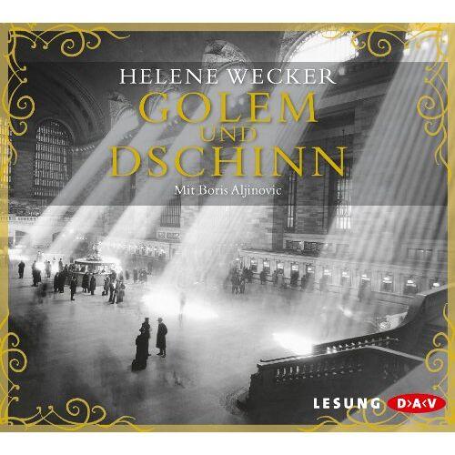 Helene Wecker - Golem und Dschinn - Preis vom 06.05.2021 04:54:26 h