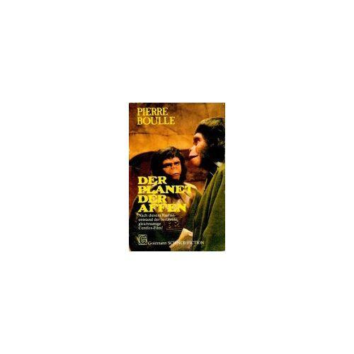 Pierre Boulle - Der Planet der Affen. - Preis vom 22.01.2021 05:57:24 h