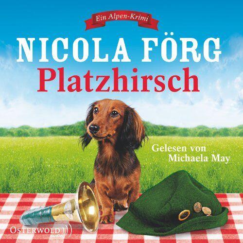 Nicola Förg - Platzhirsch: Ein Alpen-Krimi: 5 CDs (Alpen-Krimis, Band 5) - Preis vom 25.02.2020 06:03:23 h