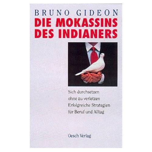 Bruno Gideon - Die Mokassins des Indianers - Preis vom 20.10.2020 04:55:35 h