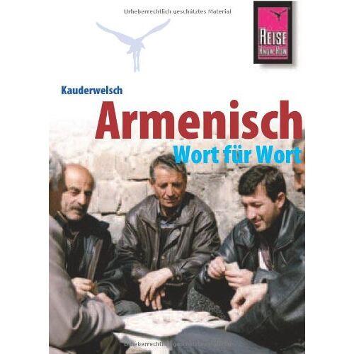 Robert Avak - Kauderwelsch, Armenisch Wort für Wort - Preis vom 16.04.2021 04:54:32 h
